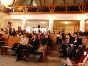 Ladies' conference in Kaposvar, Hungary