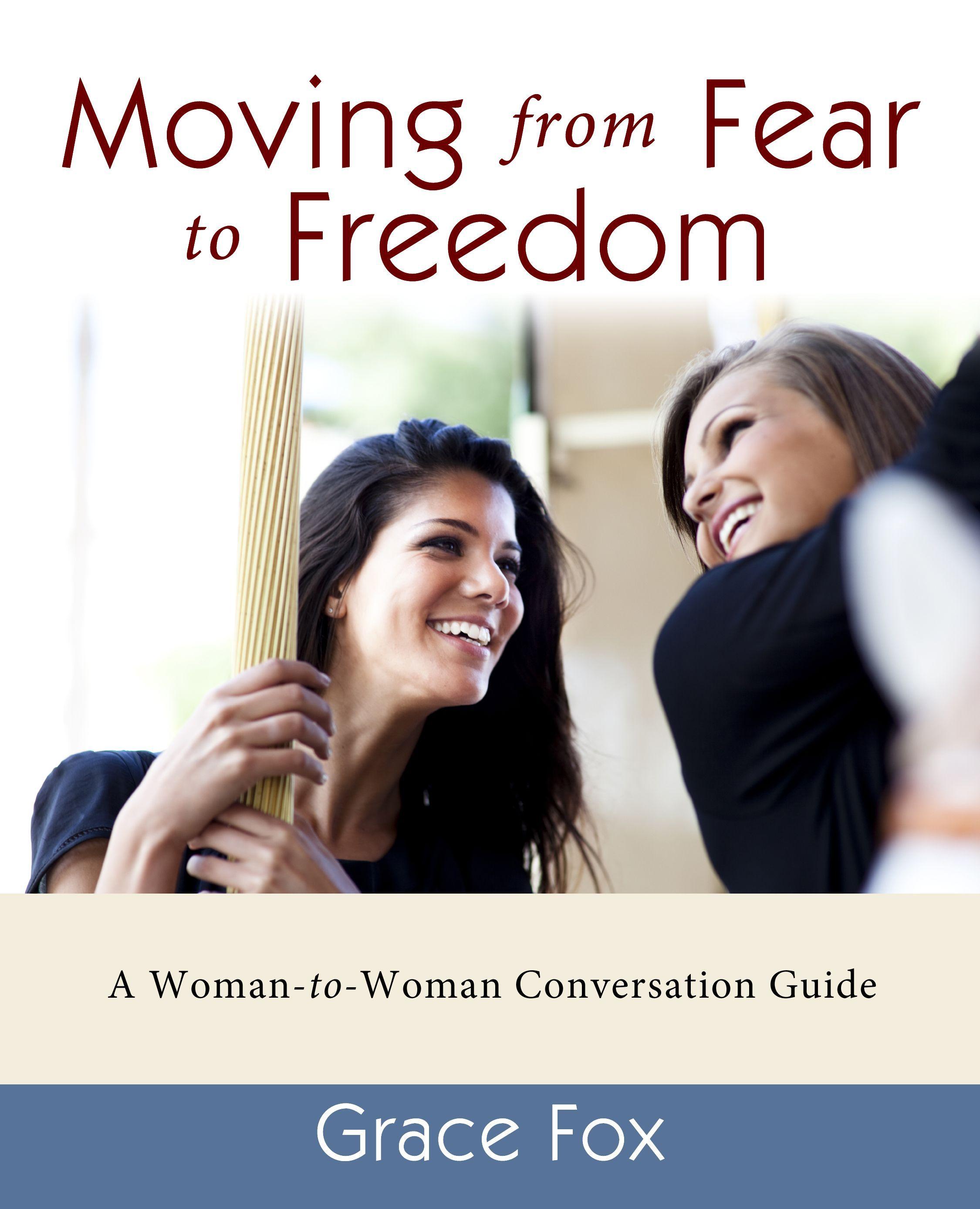 Freedom From Fear Organization book cover high resolu...