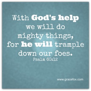 Psalm 60-12