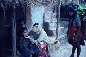Grace in Nepal, providing basic health care
