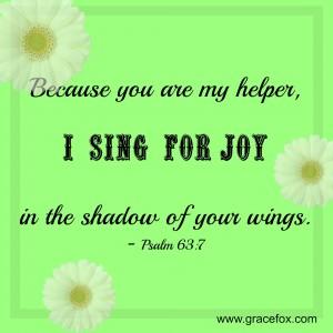 Psalm 63-7