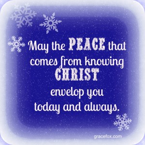 Peace - Christ