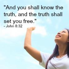 John 8-32