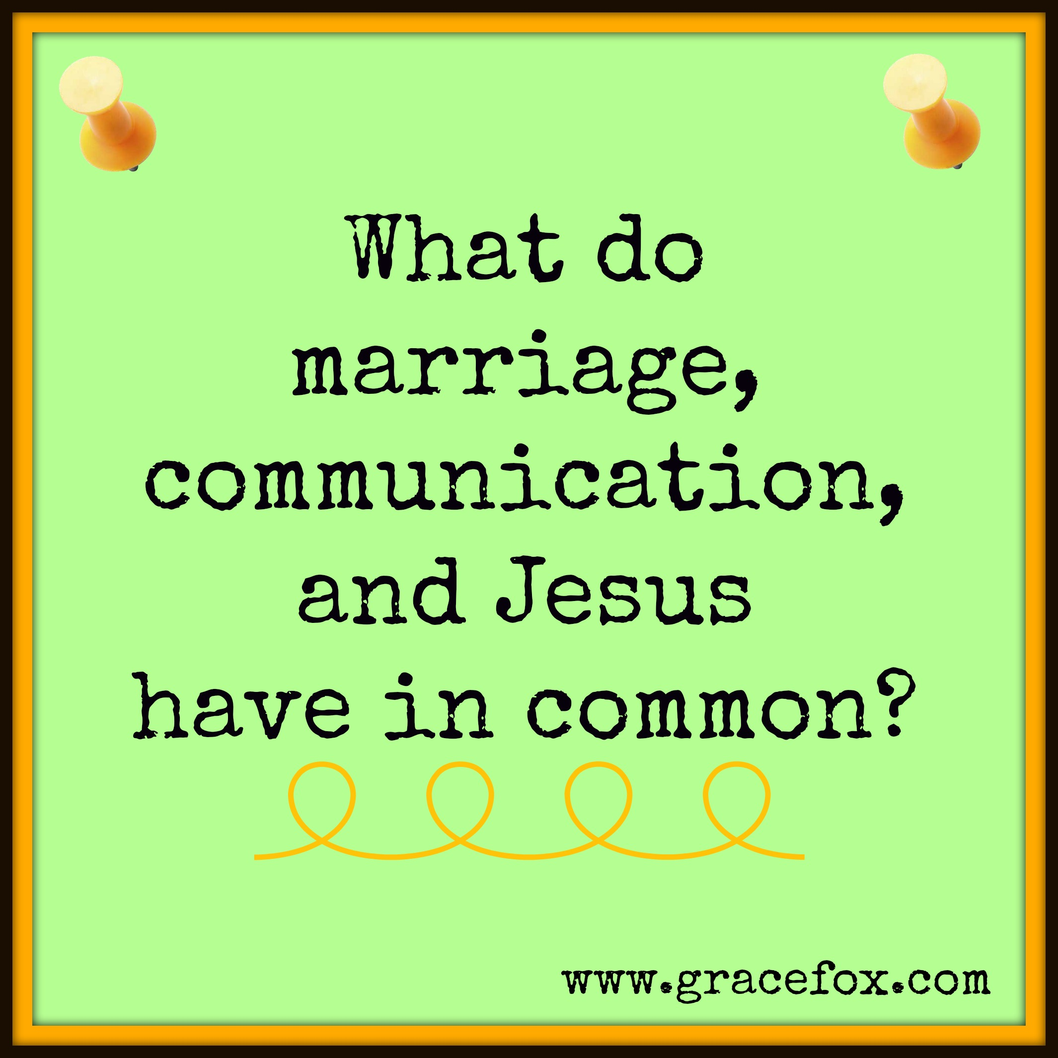 "the importance of communication in marriage Essay on the importance of communication in marriage 2213 words 9 pages throughout the last half of the century, our society has watched the divorce rate of married couples skyrocket to numbers previously not seen although their has been a slight decline in divorce rates, ""half of first marriages still were expected to."