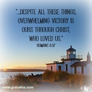 Romans 8 - 37