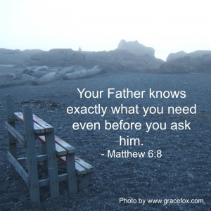 Matthew 6-8