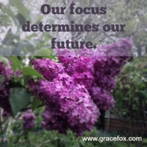 focus determines future