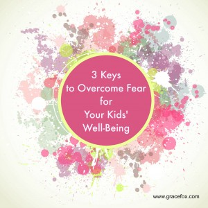 3 Keys to Overcome Fear