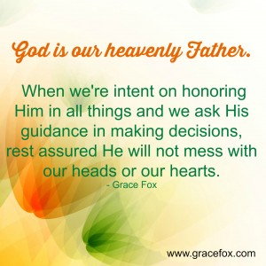 God is our heavenly Father