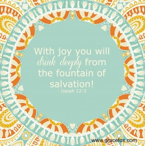 Isaiah 12-3