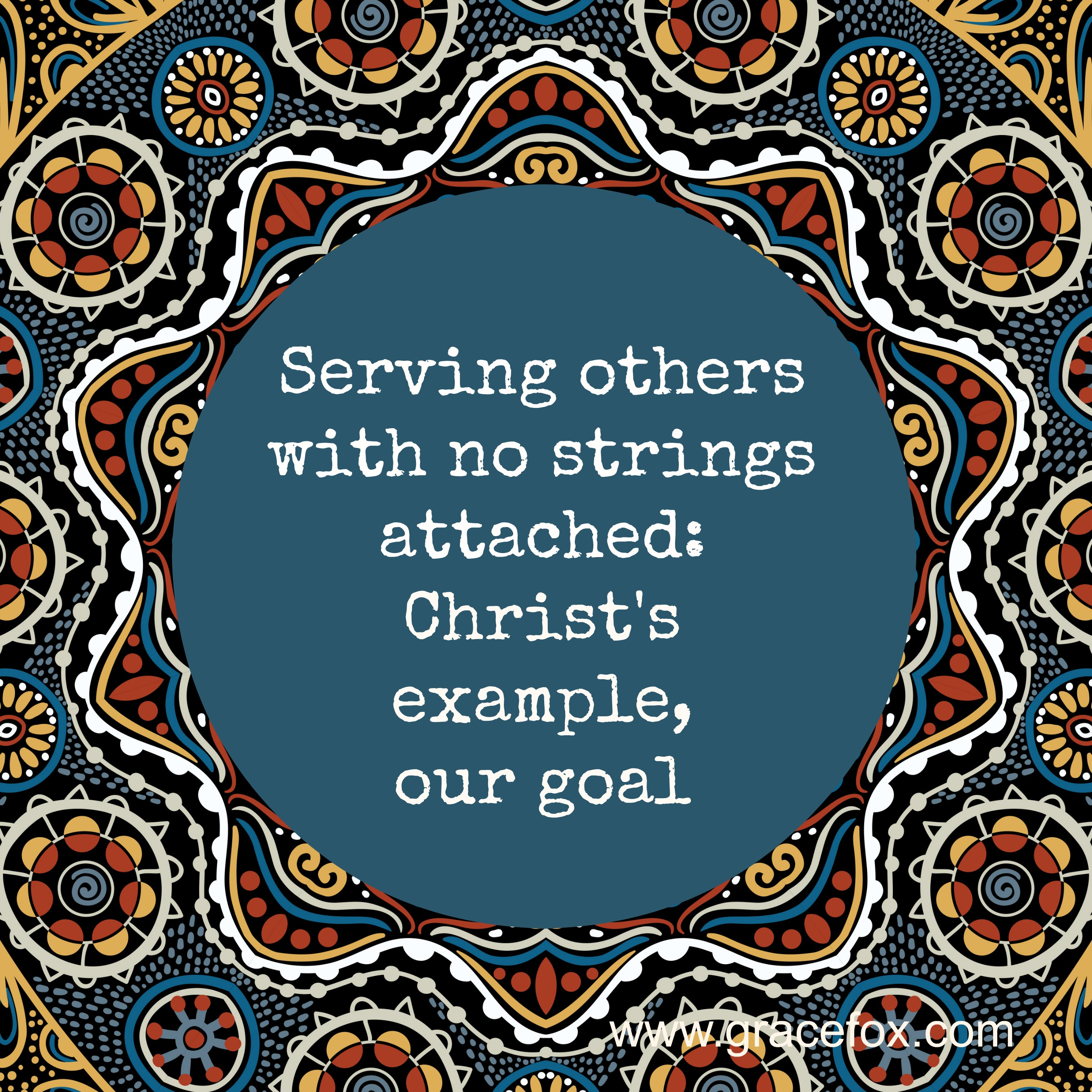 3ac1399261 serving others