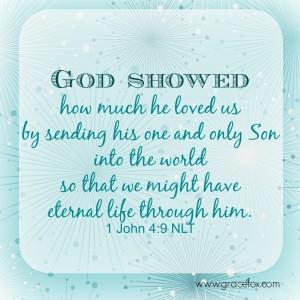 1 John 4-9