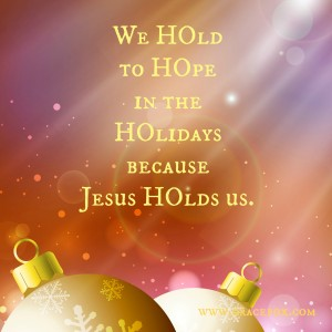 hold to hope