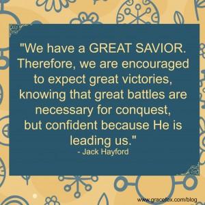 great Savior
