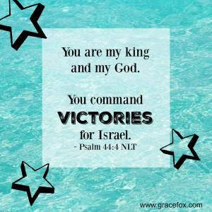 Psalm 44-4