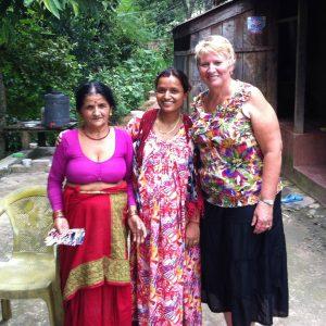 Grace in Nepal -- 09/2014