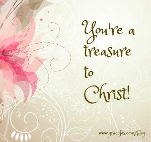 a treasure to Christ