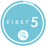 First 5 — a free daily Bible study app produced by Proverbs 31 Ministries