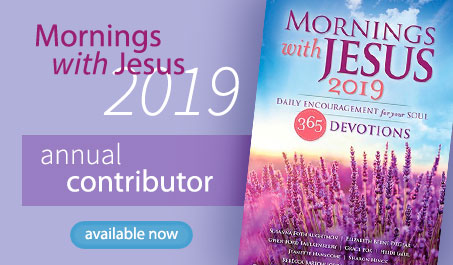 Mornings with Jesus 2019 Annual Contributor